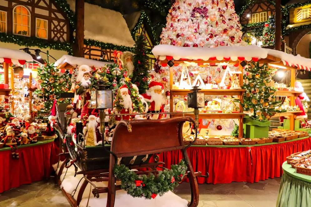 Käthe Wohlfahrt Weihnachtsdorf - Alles rund um Weihnachten