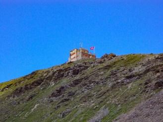Rifugio Garibaldi Stilfser Joch