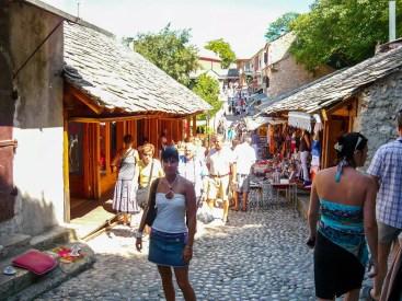 Souvenir Shops in Mostar