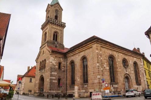 St.-Pauls-Kirche in Dinkelsbühl