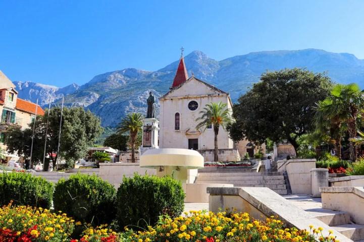St. Mark Kathedrale Makarska