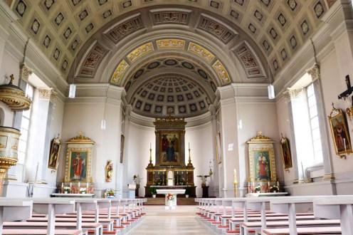 St. Ludwig Ansbach