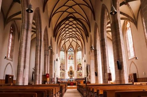 Kirche St. Johannis Ansbach