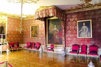 Audienzzimmer Markgräfliche Residenz