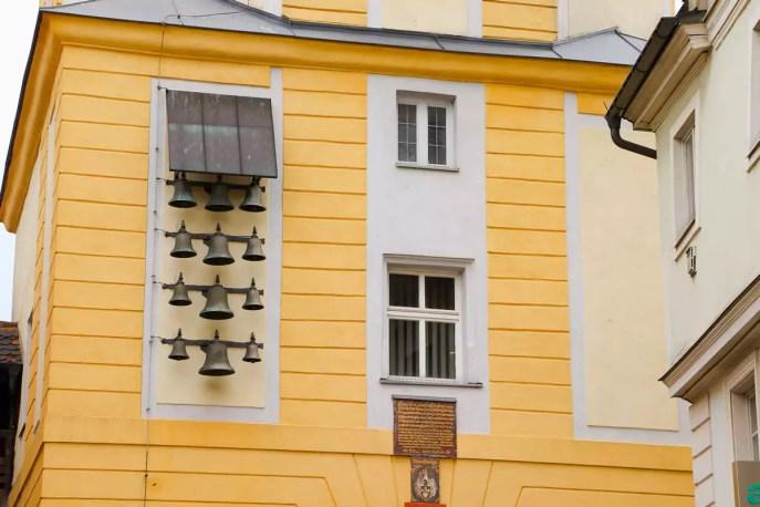 Glockenspiel Herrieder Tor