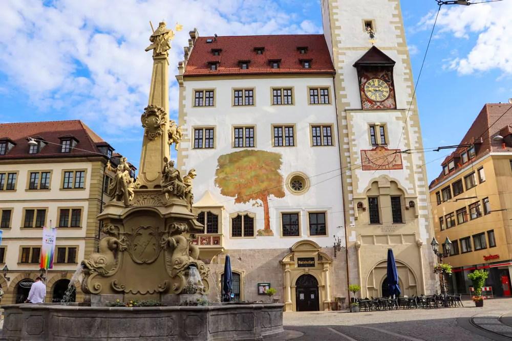 Grafeneckart Würzburg