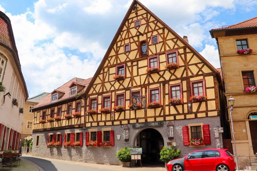 Hotel Löwen Marktbreit