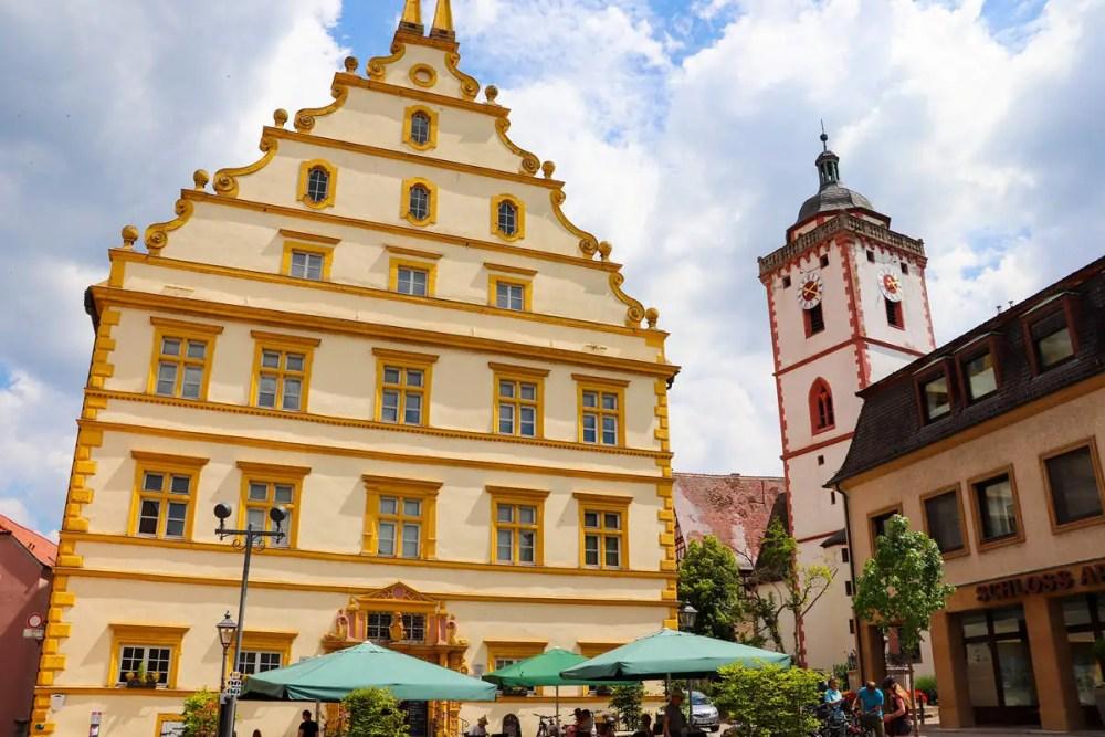 Marktbreit Schloss