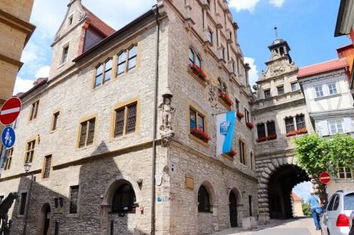 Rathaus Marktbreit