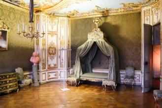 Schlafzimmer Residenz Ansbach