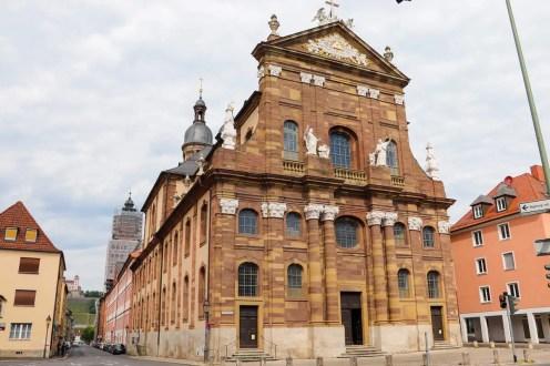 Seminarkirche St. Michael Würzburg
