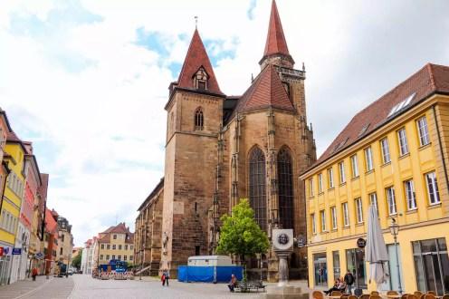 St. Johanniskirche Ansbach