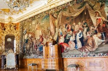 Audienzzimmer Südliche Kaiserzimmer Residenz Würzburg