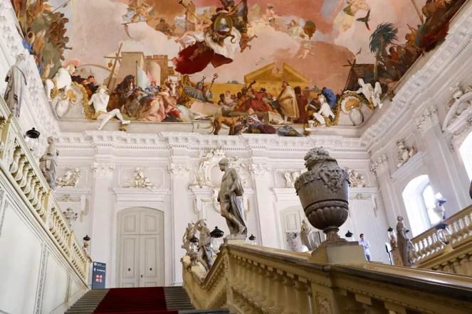Treppenhaus Residenz Würzburg