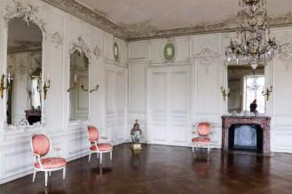 Vorzimmer Residenz Ansbach