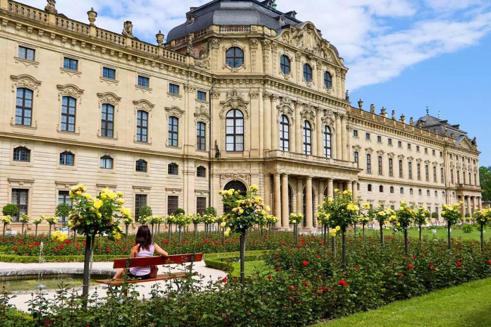 Würzburg Rosengarten