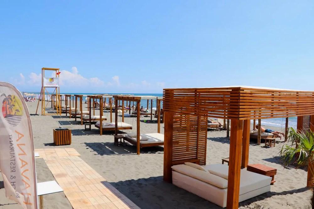 Havana Beach Ulcinj