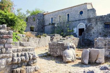 Lapidarium Stari Bar
