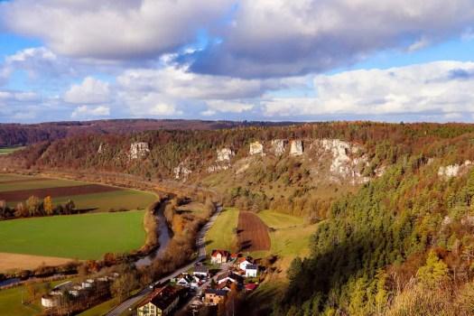 Aussicht Schloss Arnsberg