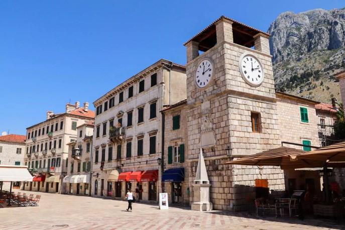 Clock Tower Kotor