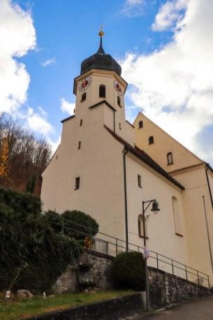 Katholische Pfarrkirche Mariä Himmelfahrt Kipfenberg