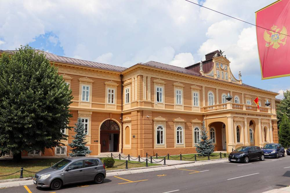 Nationalmuseum von Montenegro