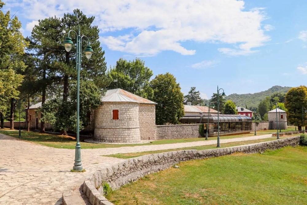 Njegoš Museum Biljarda