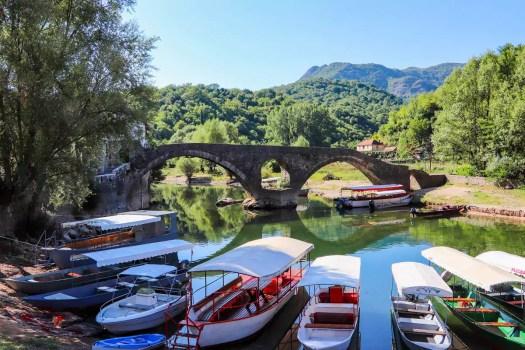 Stari Most Rijeka Crnojevića