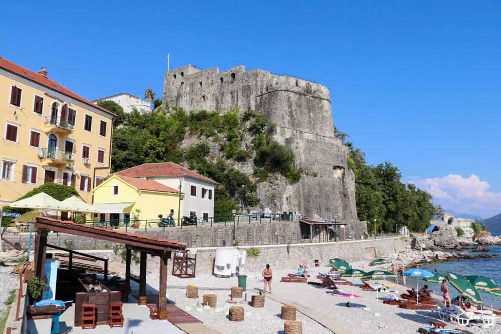 Fort Forte Mare Herceg Novi