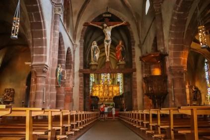 Eglise Kaysersberg