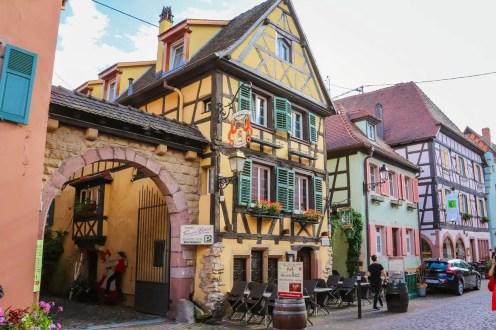 Schönes Haus Turckheim