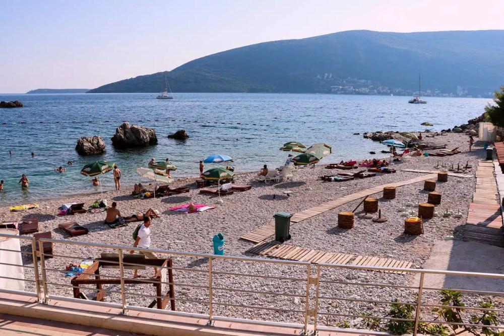 Herceg Novi Beach