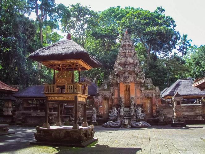 Affentempel Bali