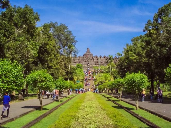Borobudur Tempel Lumbini Park