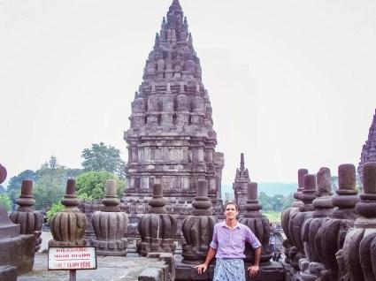 Hinduistischer Tempel Prambanan