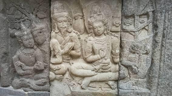 Ramayana Relief Prambanan