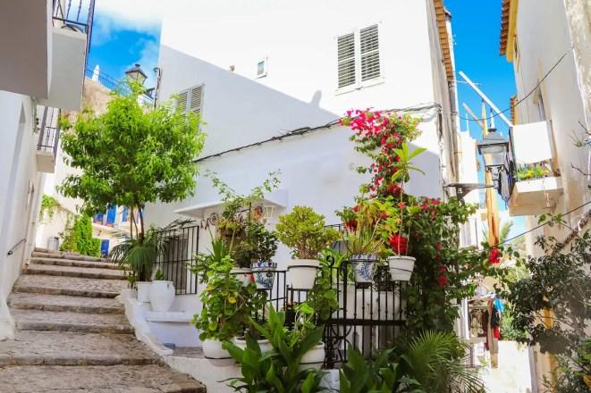 Carrer de la Penya Ibiza