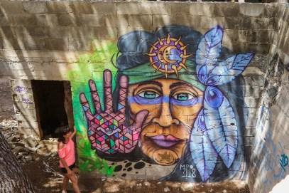 Stop Graffiti Cala D'en Serra