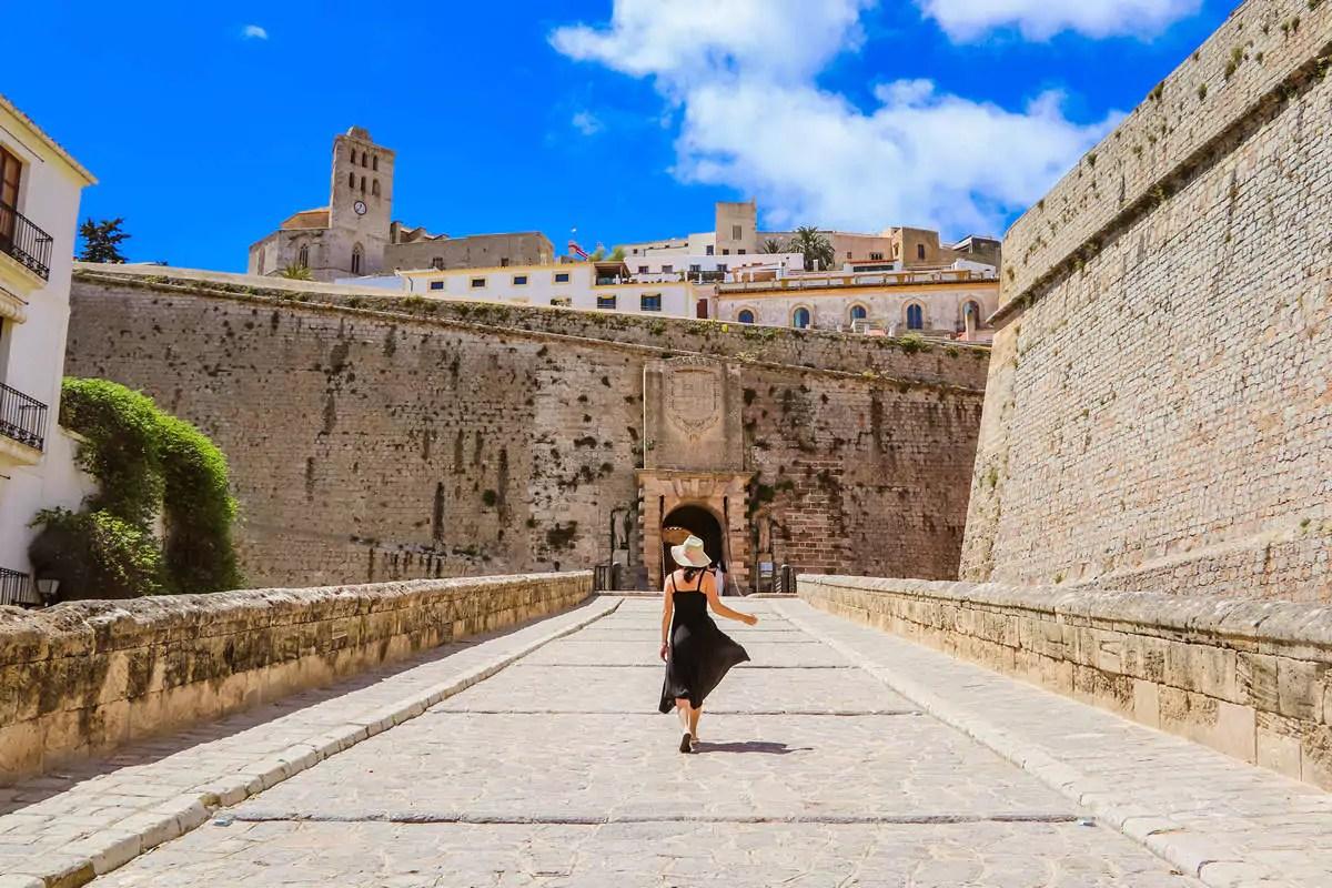Ibiza-Stadt, Altstadt, Dalt Vila