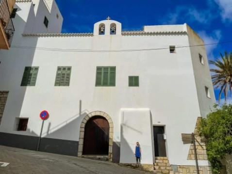 Convent de Sant Cristòfol Ibiza