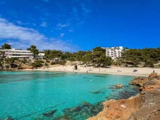 Playa de Portinatx