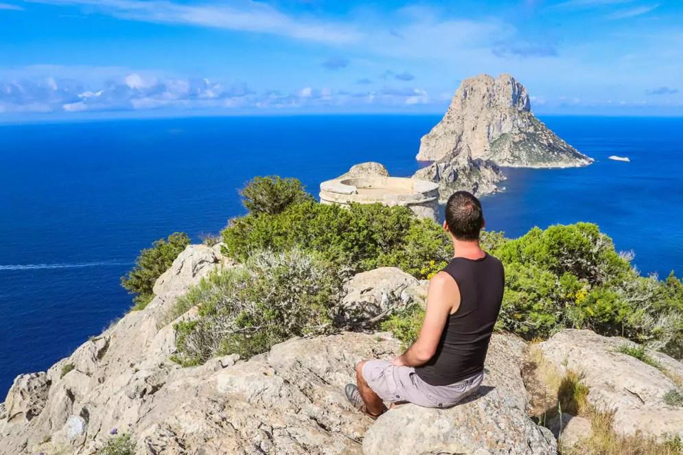 Atemberaubende Aussicht vom Torre des Savinar