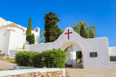 Friedhof Puig de Missa Santa Eulària
