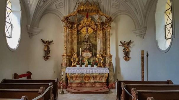 Gruftkapelle Hofmarkskirche