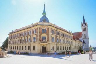 Gymnasium in Keszthely
