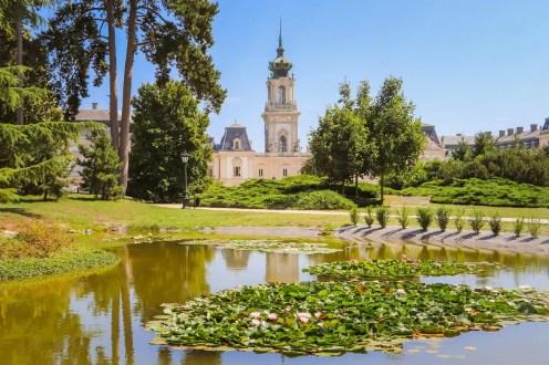 Schlosspark Keszthely