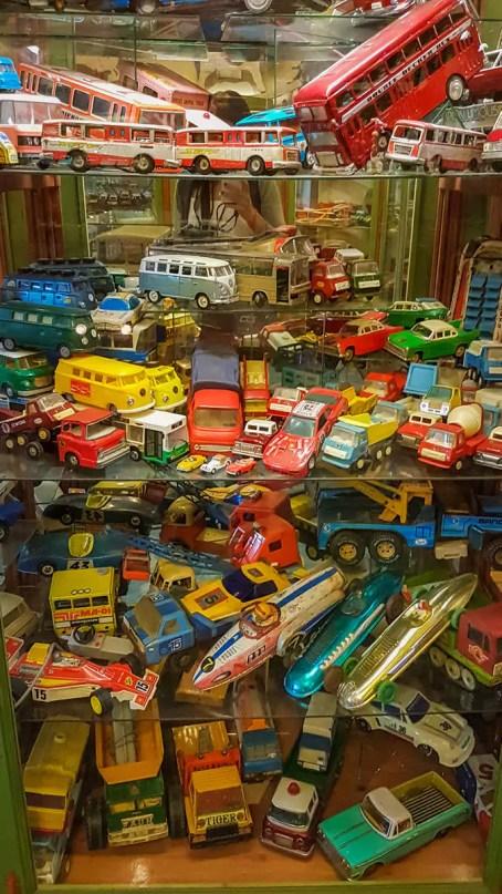 Vidor Spielzeugmuseum