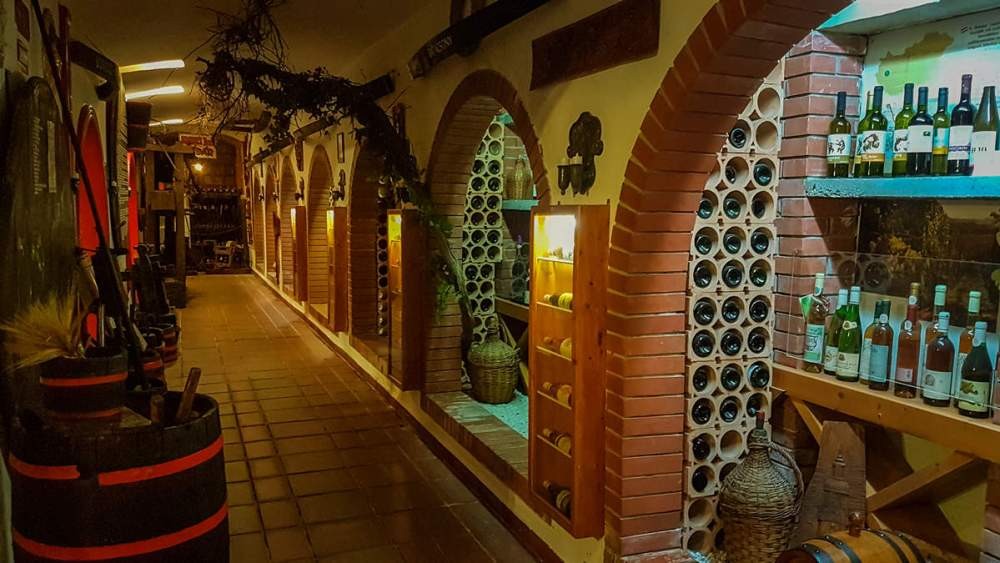 Weinmuseum Bacchus Keszthely