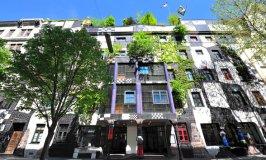 Kunst Haus Wien – A Hundertwasser Designed Museum