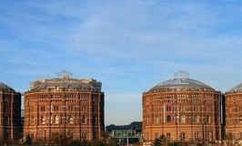 From the Vienna Gasometers to a Modern G-Town